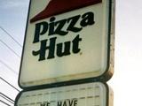 Pizza Hut hat Pizza