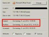 Windows beweist: Zeitreisen möglich