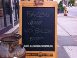 Bacon oder kein Bacon?