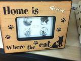 Zu Hause ist, wo die Katze ist