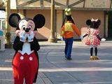 Mickey wurde verlassen