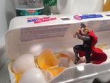 Thor zerschlägt alles