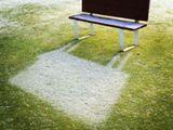 Eisiger Schatten