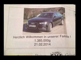Neues Familienmitglied