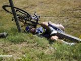 Radsport ist gefährlich!