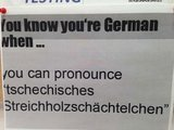 Deutscher sein
