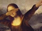 Mona Lisa Dabbing