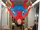 Hässlicher Spiderman