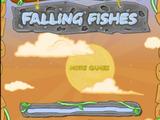 Fallende Fische